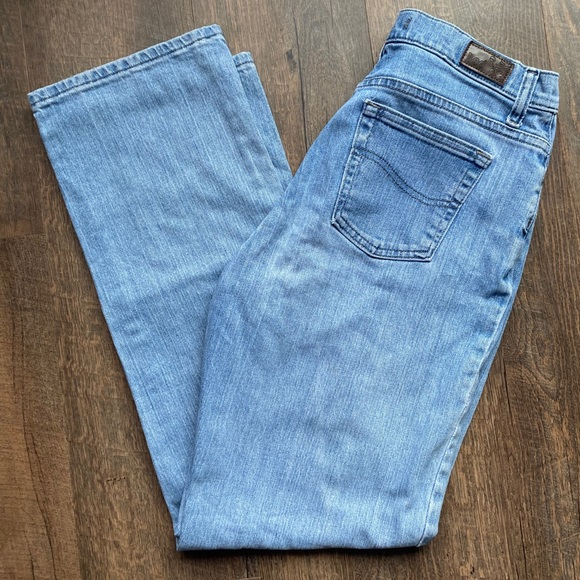 Vintage Lee Relaxed Straight Leg Jean